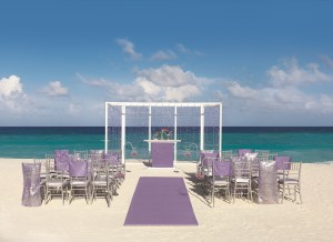 Purple Shimmer Ceremony