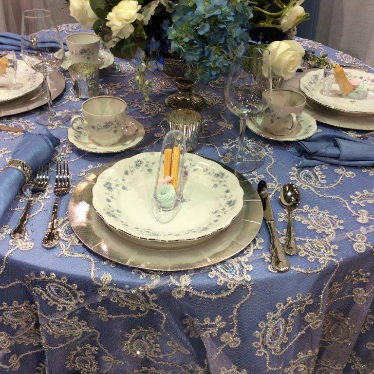 Tablescapes at The Greater Va. Bridal Show