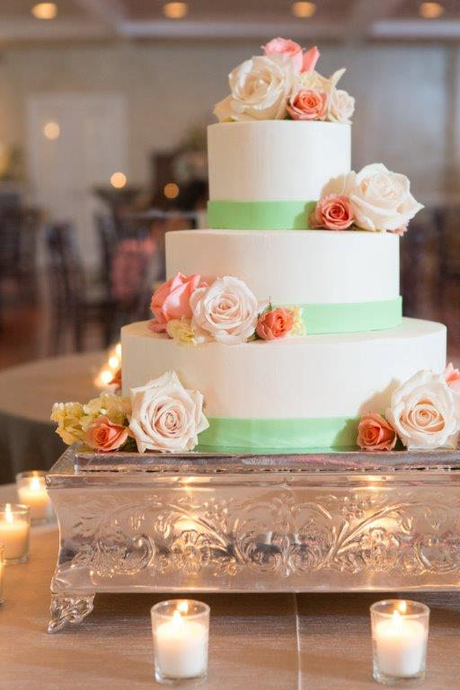 Virginia Bride Wedding Cake Style