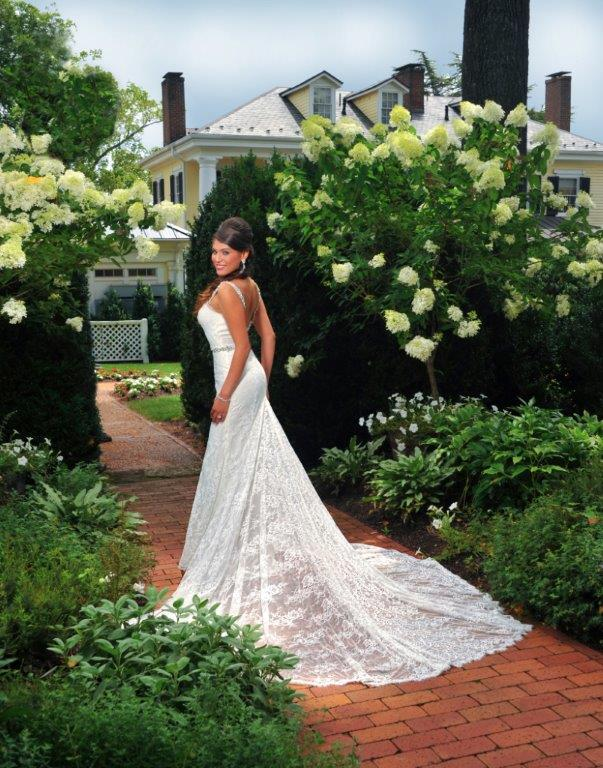 Virginia Bride Magazine Fashion Shoot