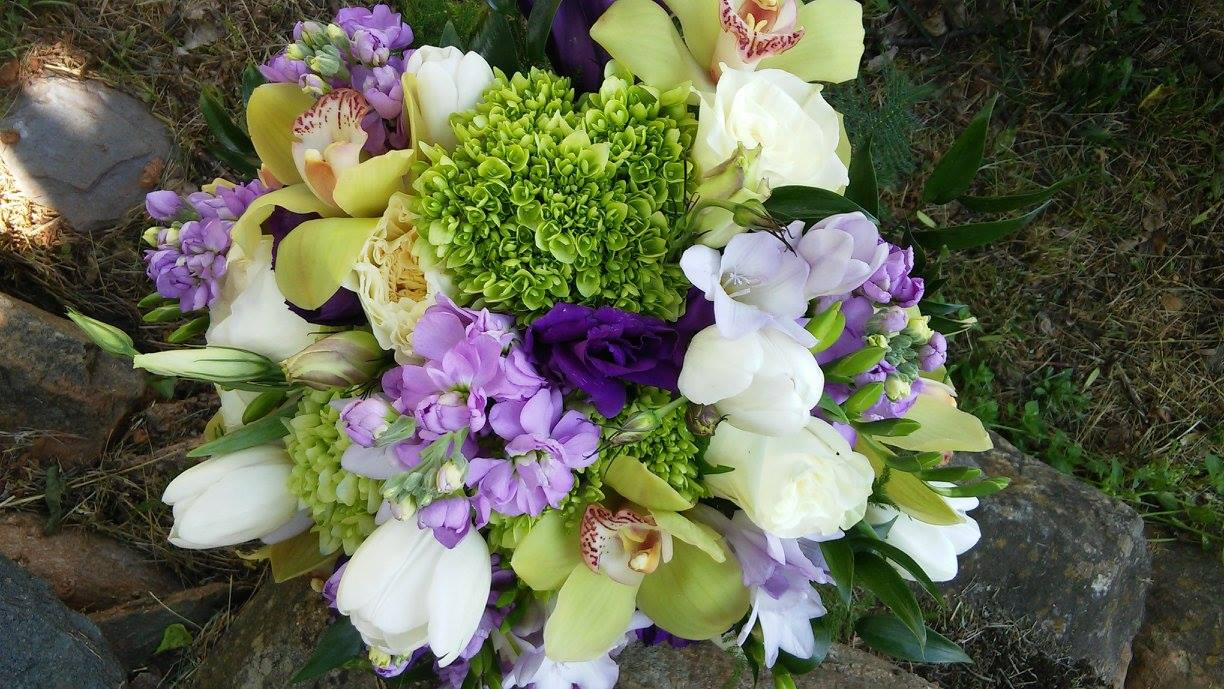 orchids- Charlottesville Weddings
