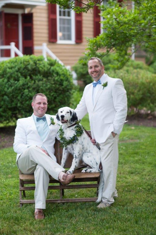 Two Grooms Shoot at Cary Hill by Kimie James of IYQ Photography for Va Bride (120)