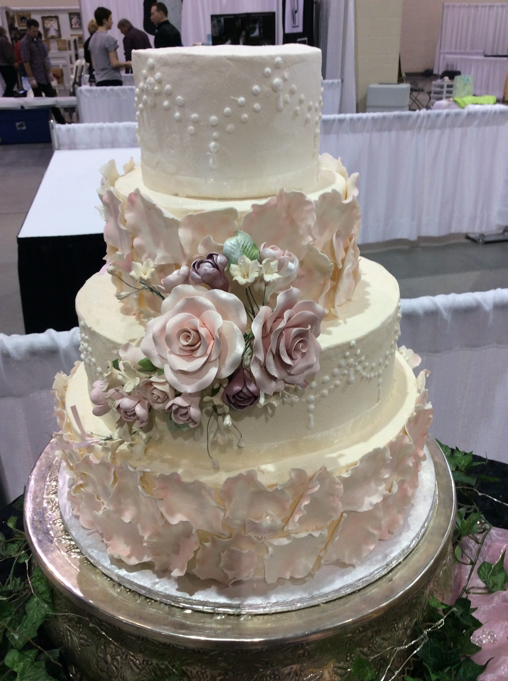 wedding cake style roanoke weddings virginia bride magazine