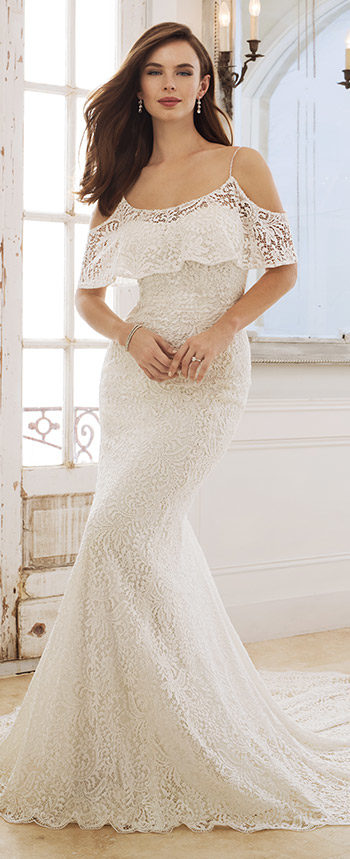Fashion Focus- Sophia Tolli | Virginia Bride Magazine